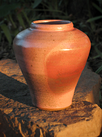 Liberty Clayworks - Rose Vase