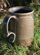 Liberty Clayworks - Finger Handle Mug